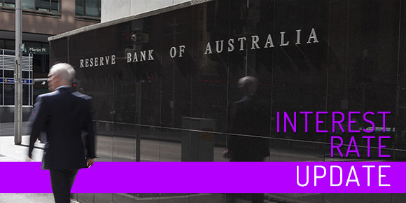 Reserve Bank Interest Rate Announcement from Capital One Finance Solutions