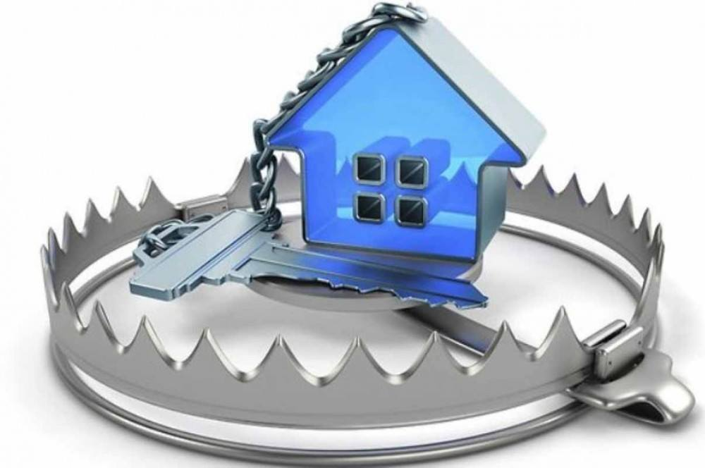Don't get caught in any traps when buying a property